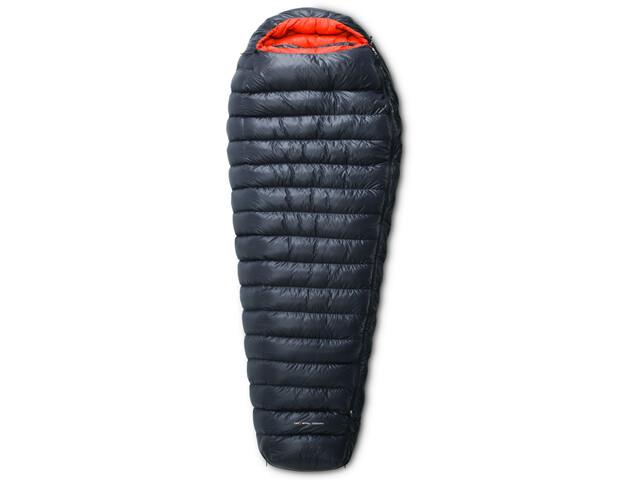 Y by Nordisk V.I.B. 600 Sleeping Bag L, black/red